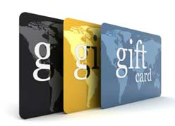 gift cards for surveys