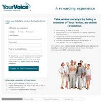 your voice australia website
